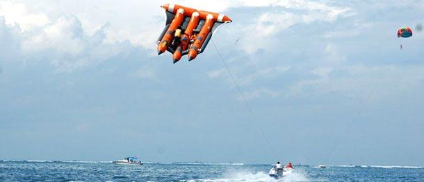 Bali Flying Fish Bali Nadipa Tour