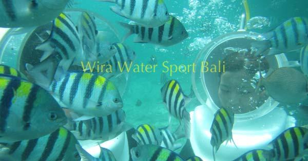Aktivitas Seawalker Bali
