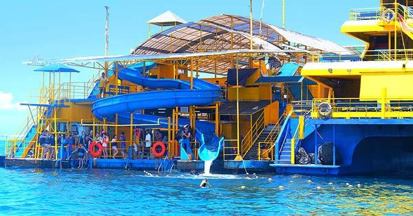 Paket Kapal Pesiar Nusa Lembongan Day Cruise