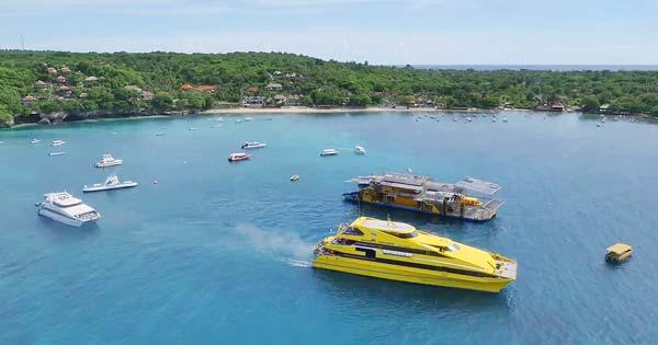 Spesifikasi Kapal Pesiar Bounty Cruise