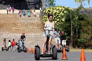 Aktivitas Bali Segway Di GWK