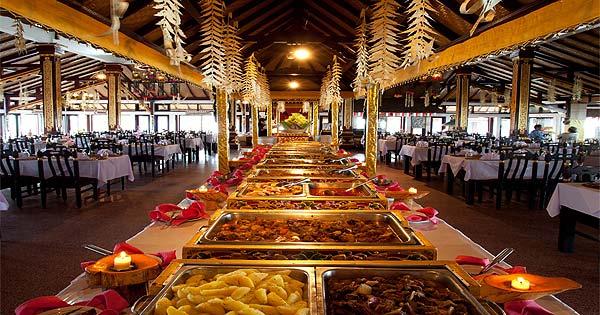 Restoran Grand Puncak Sari Kintamani