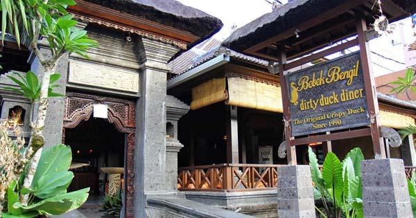 Bebek Bengil Ubud Tempat Makan Favorit Di Bali