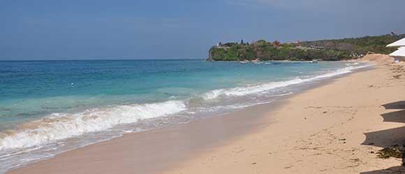 Pantai Geger Nusa Dua Bali