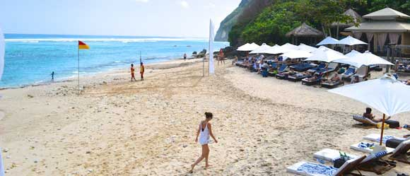 Pantai Karma Kandara Ungasan - 10 pantai terindah di Bali