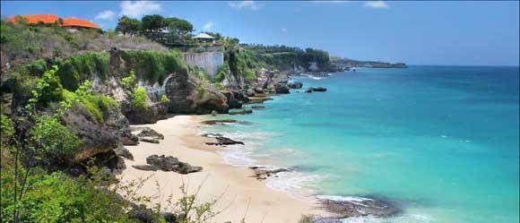 pantai tegal wangi jimbaran Bali