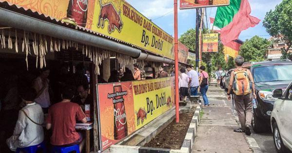 Wisata Kuliner Nusa Dua