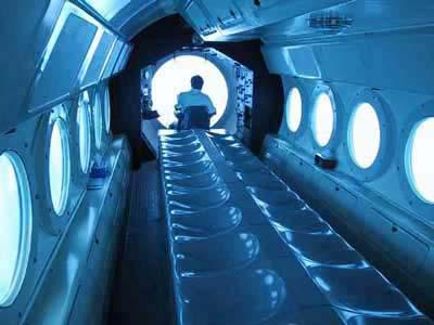 submarine bali odyssey