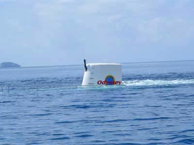 bali submarine cruise