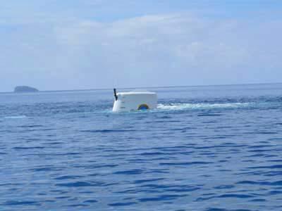 bali submarine safari
