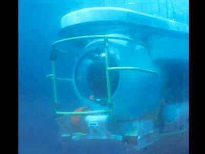 biaya naik kapal selam di bali
