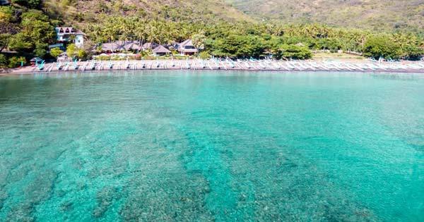 Keindahan Pemandangan Laut Amed Bali Timur