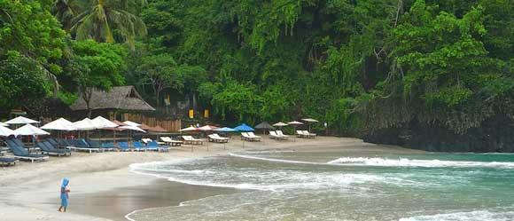 Pantai Pasir Putih Di Bali