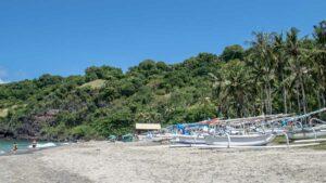 Pantai Pasir Putih Virgin Beach Karangasem
