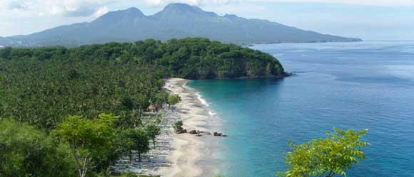 Pantai Virgin Beach Bali