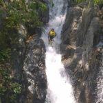 bali trekking waterfall