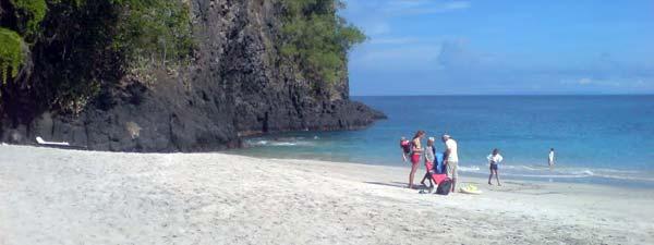 white sand beach karangasem bali