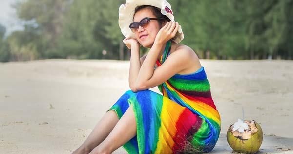 Liburan Santai Tepi Pantai Di Bali