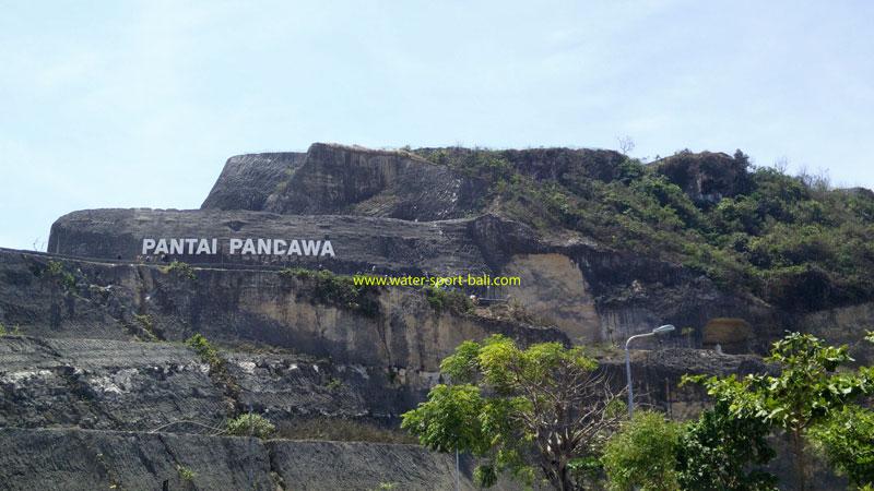 Nama Pantai Pandawa Bali Berada Diatas Tebing Tinggi