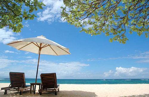 Pantai Nusa Dua - Bali