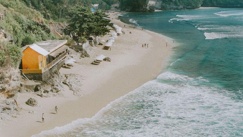 Daya Tarik Pantai Balangan Untuk Tempat Liburan