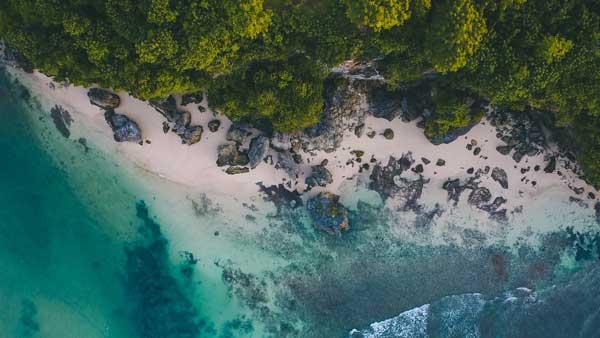 Pantai Labuan Sait Pecatu Bali
