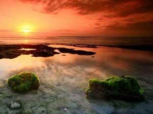 Pantai Padang Padang Di Bali