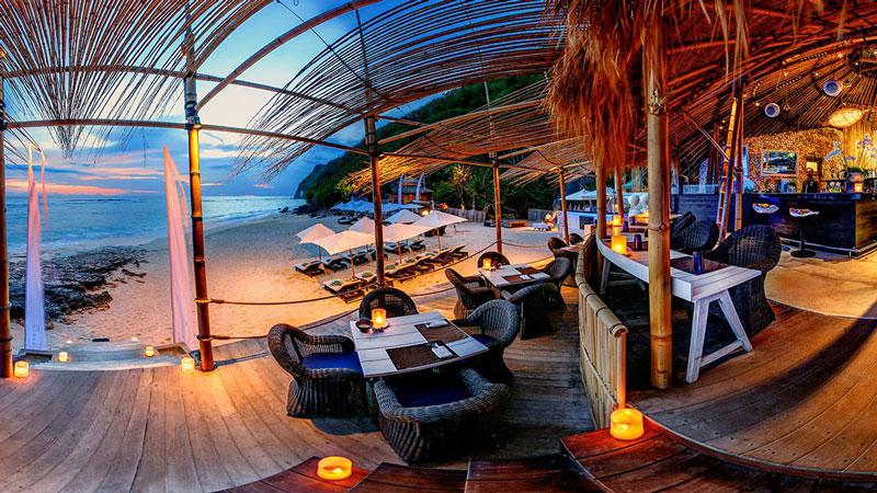 Karma Kandara Beach Club Bali