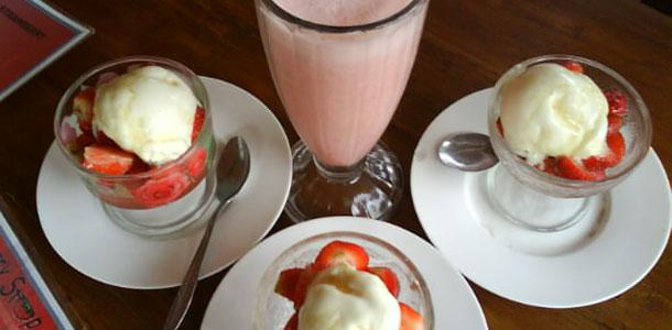 bali strawberry