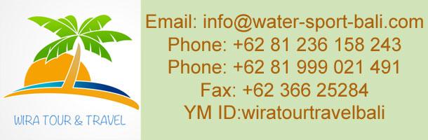 Wira Tour Travel Contact