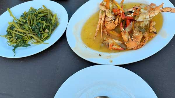 Menu Favorit Café Ikan Bakar