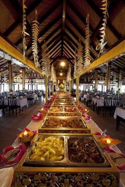 Area Restoran