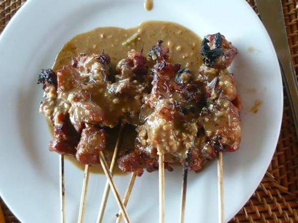 Sate Ayam Grand Puncak Sari