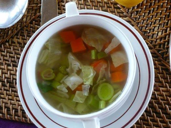 Sup Grand Puncak Sari