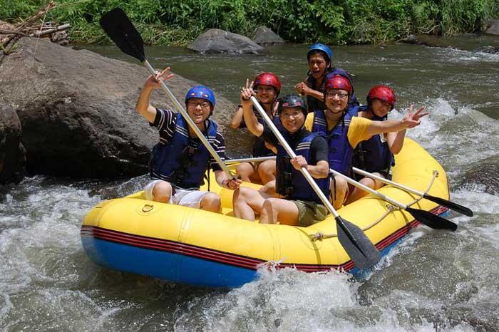 Payung Rafting Ubud Bali