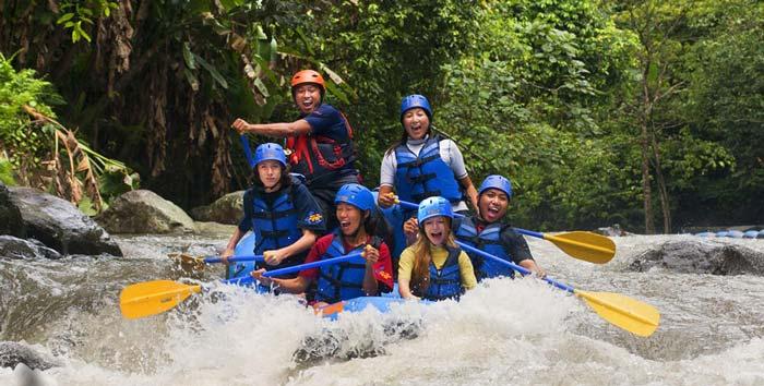 Sobek Rafting Telaga Waja