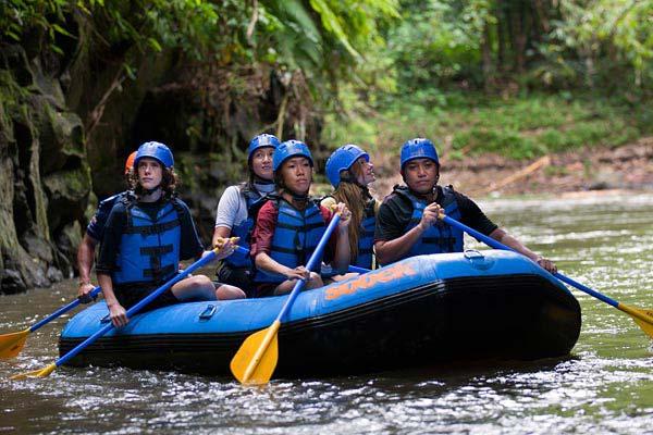 Arung Jeram Ayung Rafting Ubud