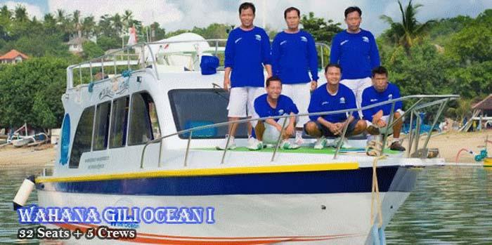 Fast Boat Wahana Gili Ocean I