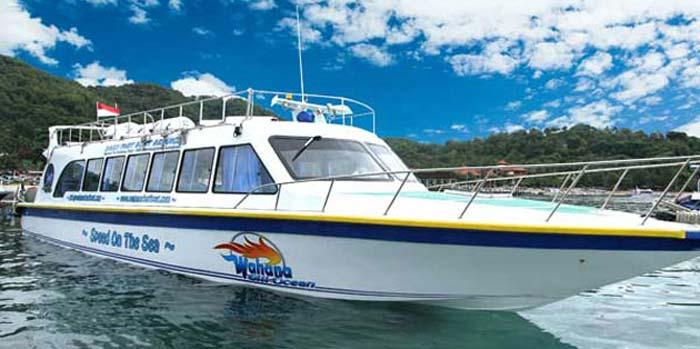 Fast Boat Wahana Gili Ocean II