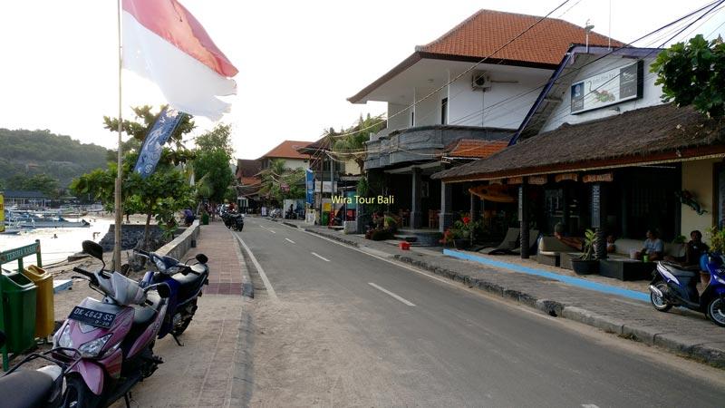 Kawasan Wisata Padang Bai Karangasem Bali