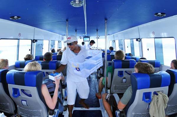 fast boat wahana gili ocean