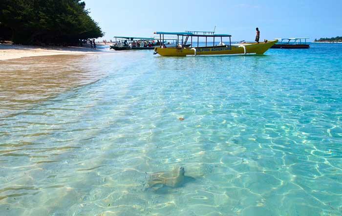 pantai gili air