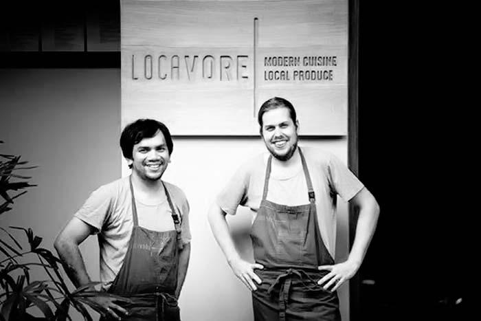 Chef Restaurant Locavore Ubud Bali
