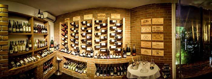 Koleksi Wine Pearl French Restaurant
