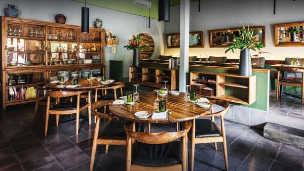 Restaurant Locavore Ubud