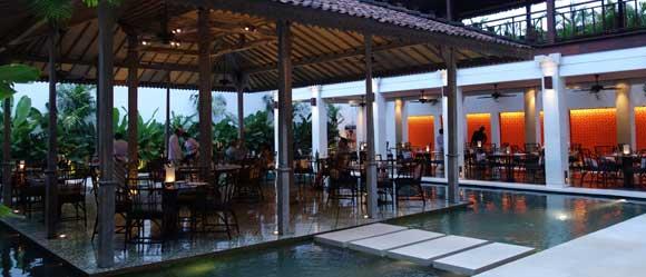 Bambu Restaurant Bali Seminyak