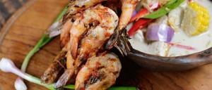 Menu Makanan Bali Cardamon Khas Indonesia