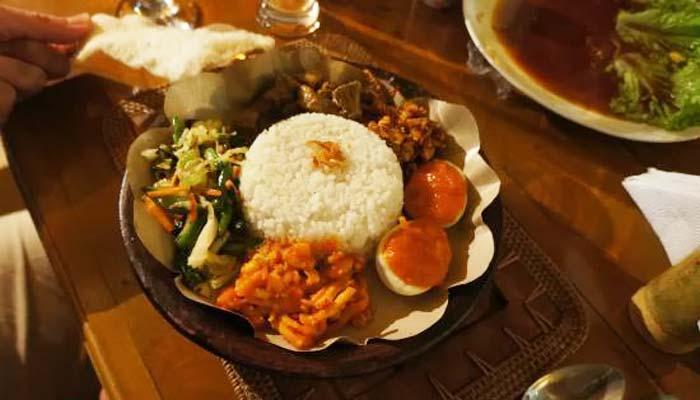 Menu Warung Osin Amed Bali Restaurants