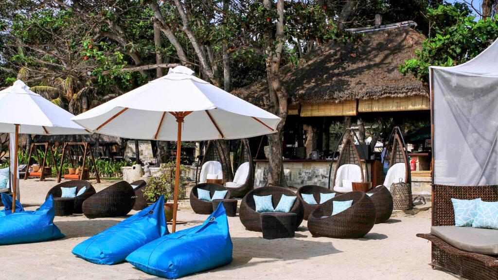 Cocos Beach Restaurant Bali Tanjung Benoa