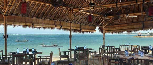 Cocos Beach Restaurant Bali